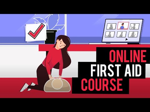Online Accredited First Aid Training   Complete It From The Comfort ...