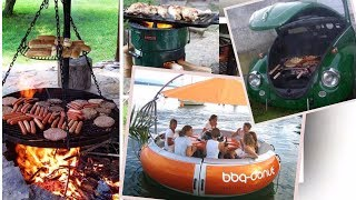 35 Cool and Creative BBQ Grills. Home Design Ideas