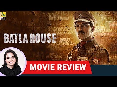 Batla House   Bollywood Movie Review by Anupama Chopra   Nikkhil Advani   John Abraham