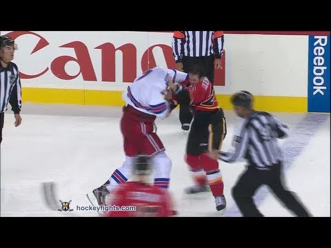 Curtis Glencross vs. John Moore