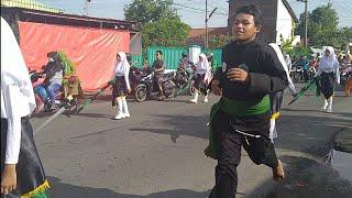 HEBOH...! Karnaval HarLah NU Se-Kecamatan Sukodono 8 maret 2020-MWC NU Sukodono