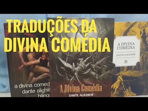 Qual a melhor tradução da Divina Comédia? (DC#012)