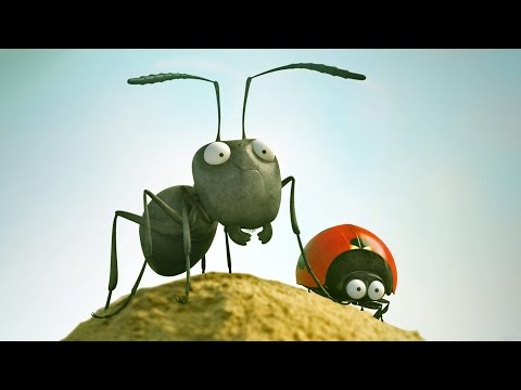DIE WINZLINGE - OPERATION ZUCKERDOSE | Trailer deutsch HD | Animationsfilm