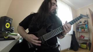 ABIGOR - Project: Shadow (guitar cover)