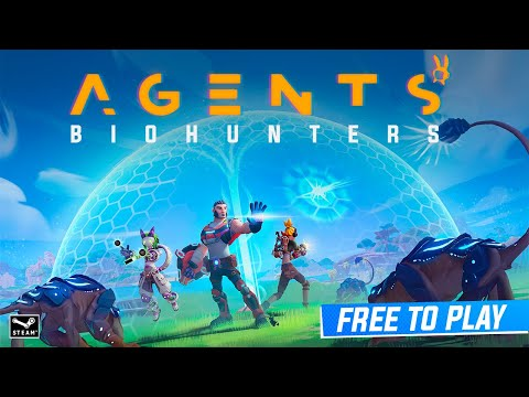 Agents: Biohunters : AGENTS: BIOHUNTERS *** EARLY ACCESS TRAILER ***