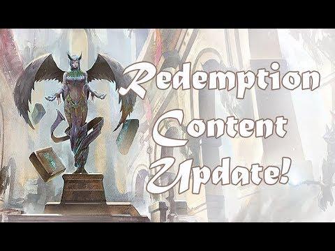PWI Redemption - Conteúdo de Atualização!