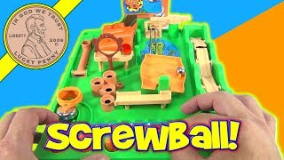 Screwball Scramble Maze Game, By Tomy Toys - Race Against The Clock!