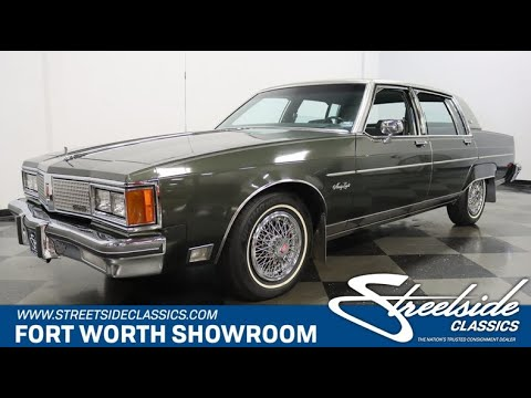 1984 Oldsmobile 98 (CC-1433311) for sale in Ft Worth, Texas