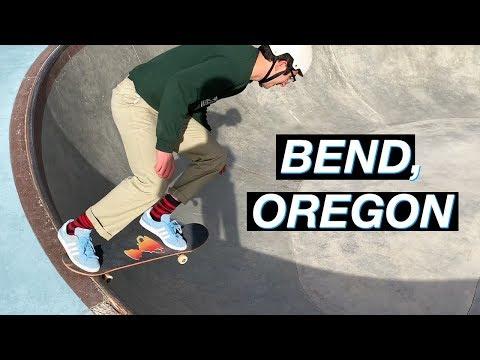 Skate Scene Review #1 – Bend, Oregon Skateboarding