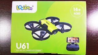 Dron para niños con cámara y FPV en Amazon ⭐ Unboxing, prueba, review