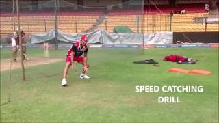 Virat Kohli Cricket Challenges batting tricks