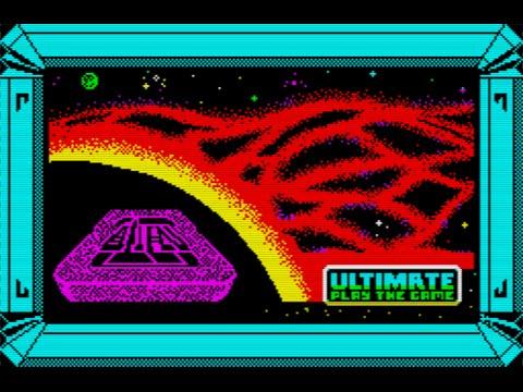 Alien 8 ZX Spectrum Walkthrough Director's Commentary
