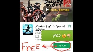 free download shadow fight 2 special edition mod apk unlimited money and gems