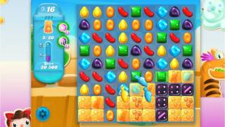 Candy Crush Soda Saga Level 395 No Boosters