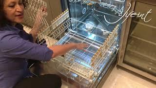 Miele Dishwasher Demonstration