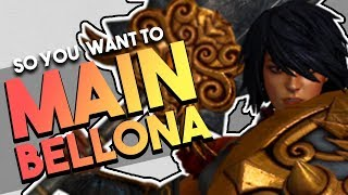 SMITE: So You Want to Main Bellona   Builds   Counters   Combos & More! (Bellona Guide)