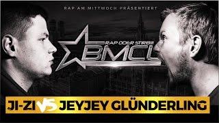 BMCL RAP BATTLE: JI-ZI VS JEY JEY GLÜNDERLING (BATTLEMANIA CHAMPIONSLEAGUE)