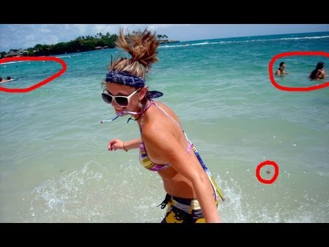Tutorial Photoshop CS5 - How to Remove people and objects from a photo