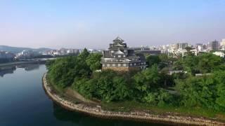 「桃太郎のまち岡山」観光プロモーション歴史と城