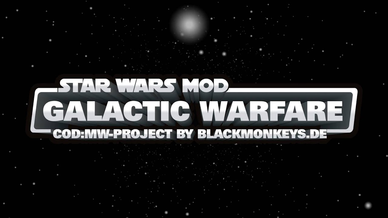 Turn Call Of Duty Into A New Star Wars: Battlefront Game