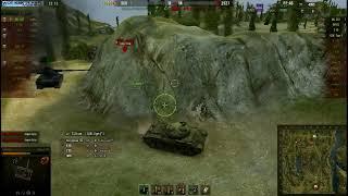 ОБЪЕКТ 140. Колобанов, 10 фрагов Монастырь - лучший бой Об.140 WoT.