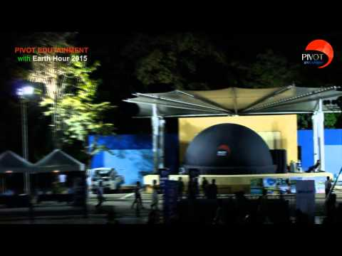 Pivot Edutainment with WWF (Earth Hour 2015)