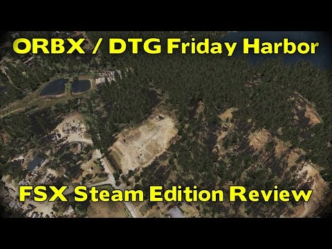 Friday Harbor (KFHR) Add-On [Official] :: Microsoft Flight Simulator