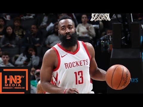 Houston Rockets vs Brooklyn Nets Full Game Highlights / Feb 6 / 2017-18 NBA Season