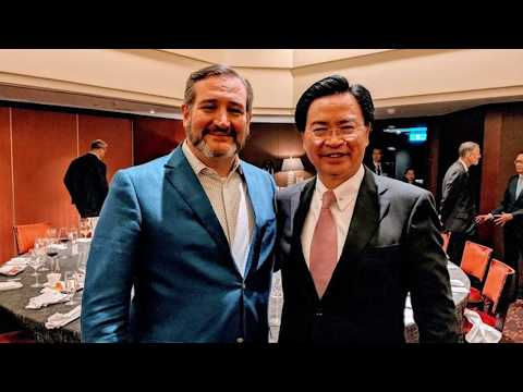 Sen. Cruz Highlights 'Friends & Allies Tour' Throughout Indo-Pacific