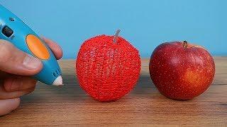 Можно ли скопировать предмет при помощи 3D ручки 3Doodler Start?
