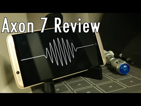 ZTE Axon 7 Review: The phone which broke our music test…