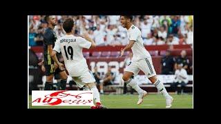 Juventus unterliegt im Test ohne Ronaldo gegen Real Madrid