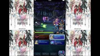 Final Fantasy Brave Exvius Best spot 4 heavens ash earth core + more