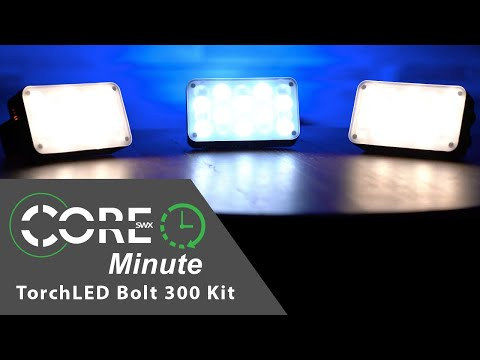 Core Minute: TorchLED Bolt 300 Kit