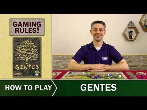 Gentes - Gaming Rules! - How to Play