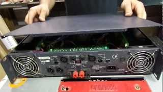 Amplifier Clean out