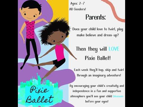 Pixie Ballet!