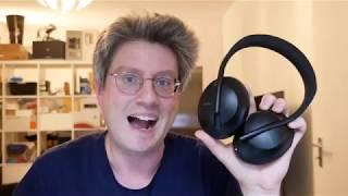 Bose 700 Noise Cancelling Kopfhörer Test Fazit nach 2 Wochen