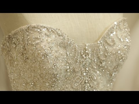 Beaded Ball Gown for a True Princess | March MadDRESS