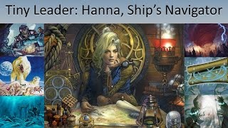 Tiny Leaders - Hanna, Ship's Navigator
