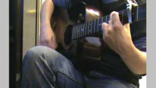Aaron Lines You Can't Hide Beautiful guitar cover