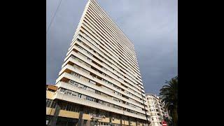 Обзор большой квартиры в Аликанте, в самом высоком доме, под ремонт, возможен торг!