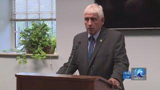 Chief Cervera: 12 dead, 6 injured in Va Beach Municipal Shooting