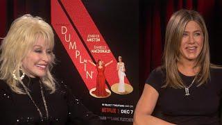 Jennifer Aniston Is