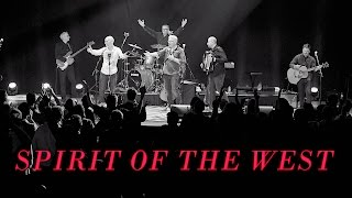 Spirit of the West Live at Massey Hall | June 6, 2015