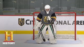 Pawn Stars: Golden Knights Jersey Signed by Marc-André Fleury (Season 15) | History