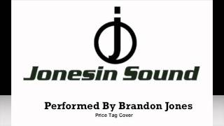 Jessi J- Price Tag (Brandon Jones) Cover
