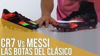Nike CR7 Mercurial Superfly IV gegen adidas Messi beliebtesten