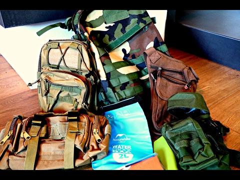 Zaini, borse, pouch, portaoggetti a basso costo e su cinesate - PeschoAnvi