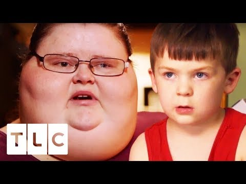 🔴Ashley's 5 Year Old Son Helps Her With Just About Everything | My 600-lb Life